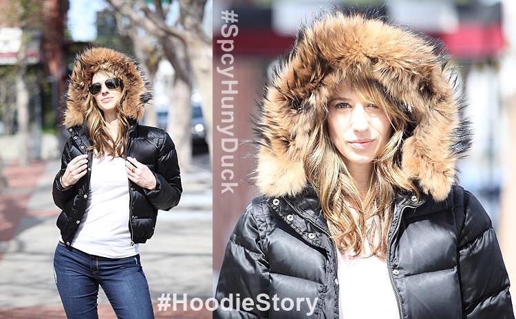 Jackie Murray - Hoodie Story