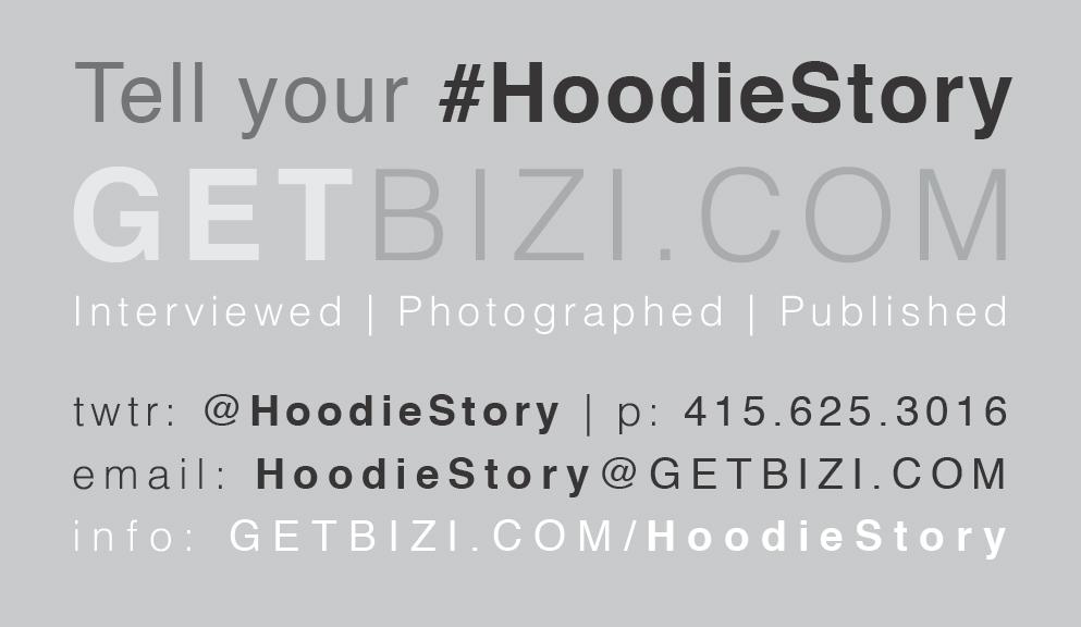 Hoodie Story - Postcard Back