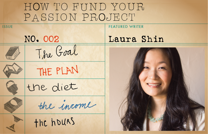 Laura Shin's Passion Project
